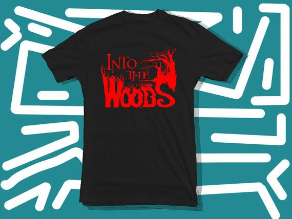 in to the wood a 100 pre shrunk cotton branded by starwayshop, $22.50