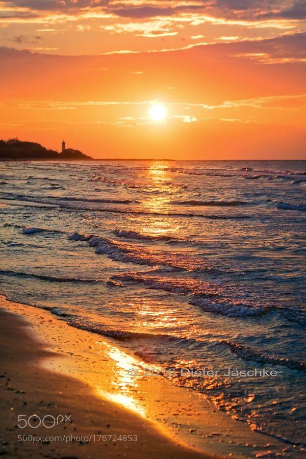 Popular on 500px : Sunrise in Italy by dieter_jaeschke