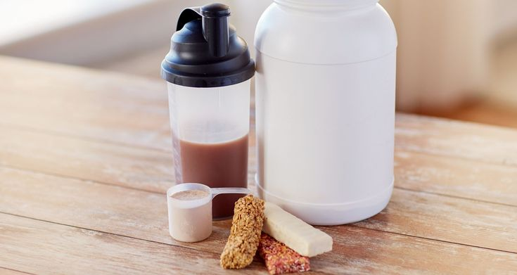 Why Use Meal Replacements and Protein Bars