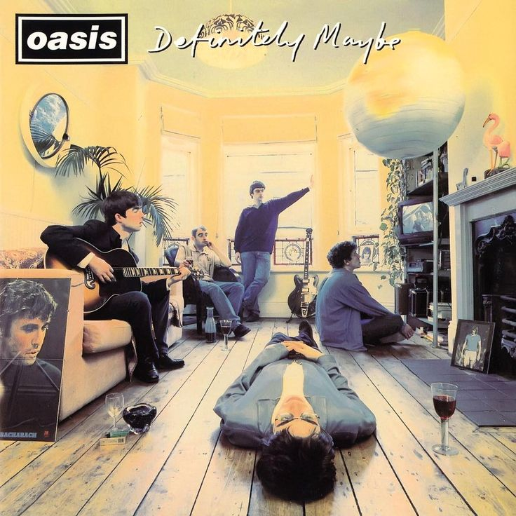In my mind my dreams are real: 10 фактов о дебютнике Oasis - http://rockcult.ru/po/definitely-maybe-facts/