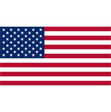 Liten Flagga USA