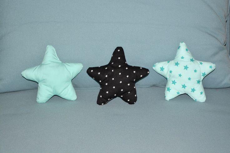 Minis coussins étoile