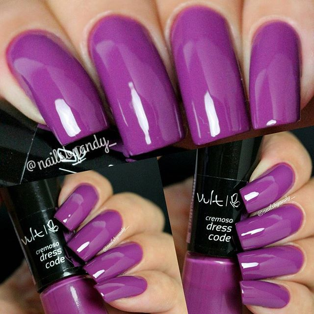 """Boa tarde amores! Dica de hoje da Vult @vult_cosmetica Esmalte """"Dress Code"""" Essa cor..."""