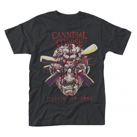 Tricou Cannibal Corpse: Ice Pick Lobotomy
