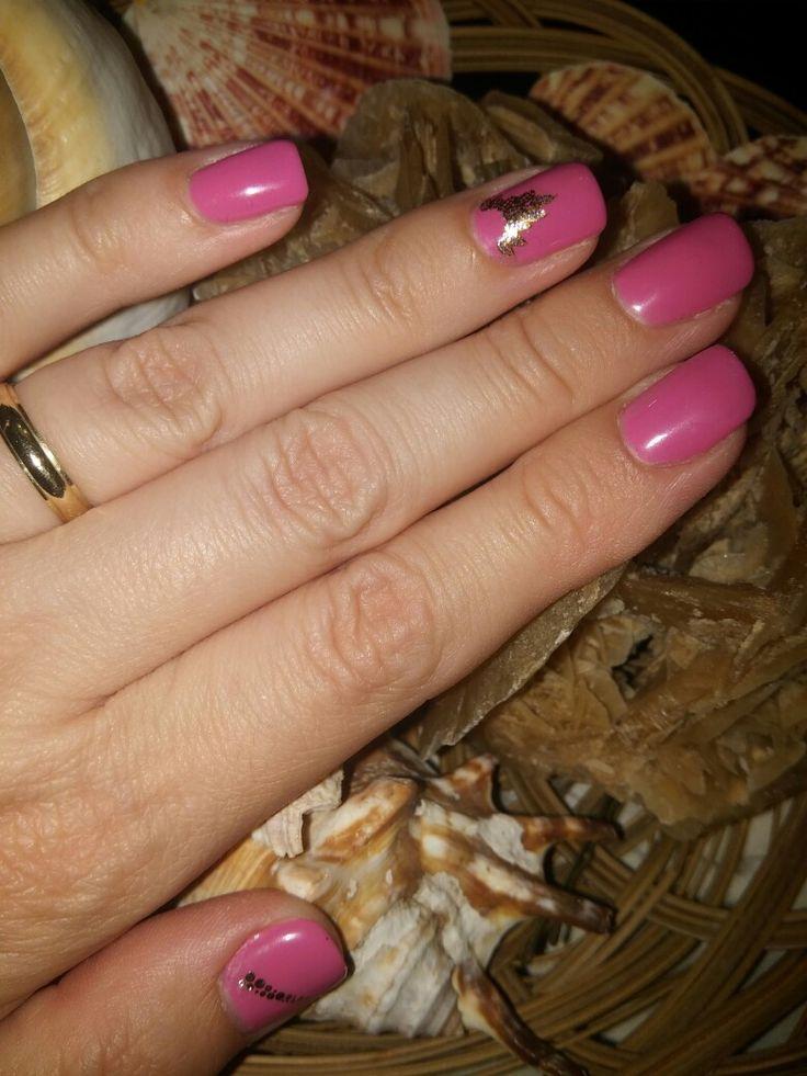 Quickgel pink colour