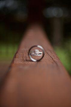 Coole Perspektive für Ringfoto
