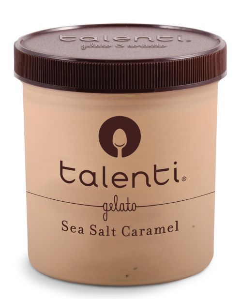 Sea Salt Caramel Gelato -My All-time Favorite!