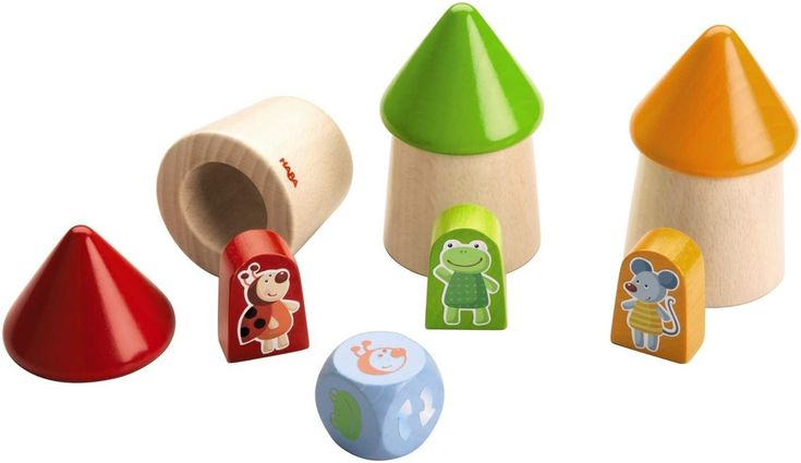HABA Matching Game Inside the Animal Hiding Place: Amazon.de: Spielzeug