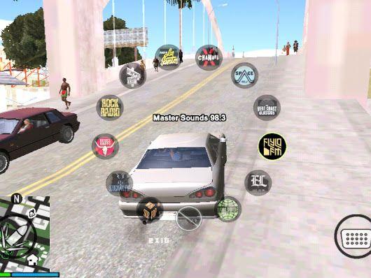 """GTA V Radio Hud Mod GTA SA Android   Ada banyak Modifikasi GTA V yang tersedia untuk Android dan PC GTA San Andreas.Inilah yang lain.Inilah GTA V Radio Hud Mod untuk Android GTA San Andreas.Mod ini akan membiarkan Anda mengubah stasiun radio dalam game dengan antarmuka seperti GTA V.Pilih saja stasiun dengan menyentuh ikonnya tanpa bergulir atau bergerak naik turun.Ini sangat berguna jika Anda mengemudi dan tidak punya banyak waktu untuk memilih.Pembuat mod ini adalah """"Rizky Aldi Game"""".Ini…"""