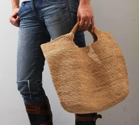 Awesome crochet bag
