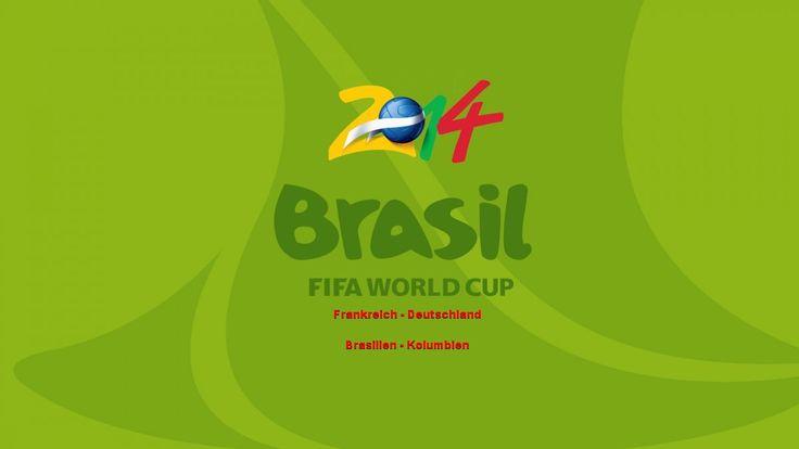 #Fußball #WM2014: #FRA – #GER und #BRA – #COL heute in der #ARD #DFB #WM #FRAGER #BRACOL  #WorldCup - STARSonTV