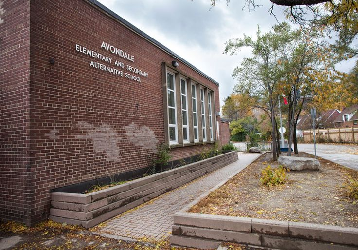 My twin boys go to Avondale Public School in Toronto. It is within walking distance from our house but they are too young to walk so we drop them off everyday. They offer full day of Jk and Sk which is why we choose it.