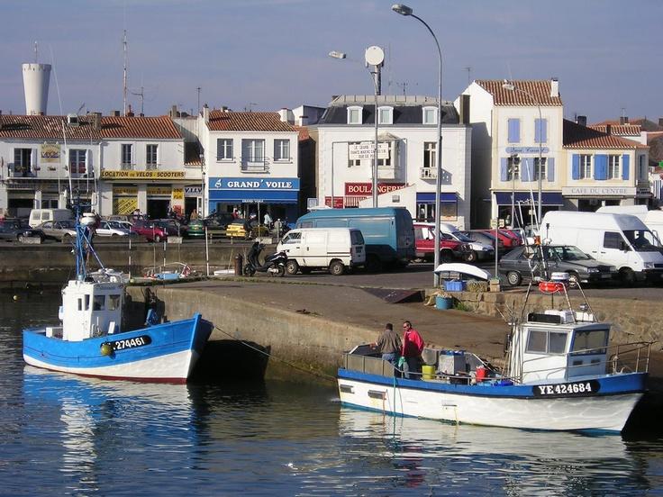 Ile d Yeu en Vendée - 85-