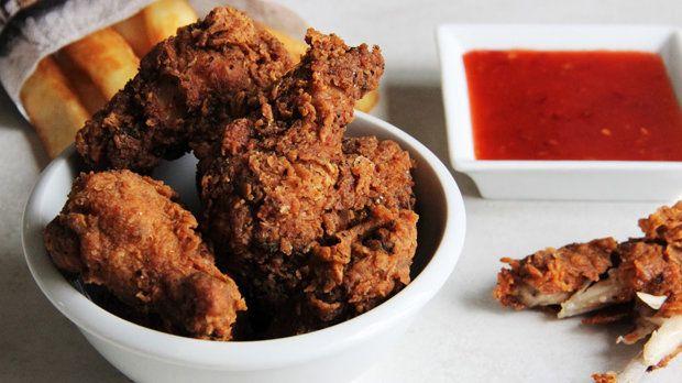 Kuřecí křídla KFC Foto: