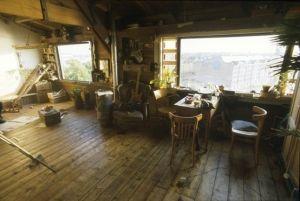 wood interior by Simette
