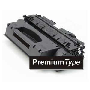 mikromagazo.gr - Συμβατό Toner - Ανακατασκευασμένο/Rebuilt για εκτυπωτή HP Q7553X Black - 7000 σελίδες