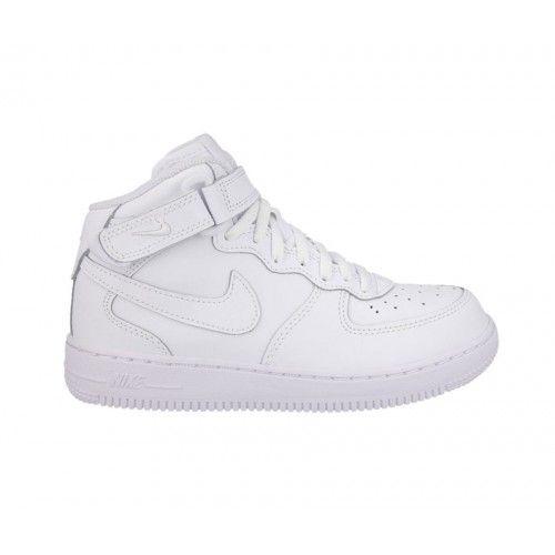 Nike Çocuk Spor Ayakkabı Air Force 1 Mid PS