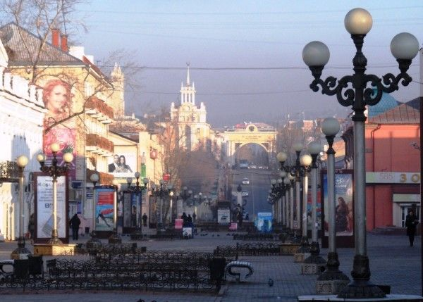 A look at spending a day and a half in Ulan Ude, Russia, learning about Buddhism and Buryatia.