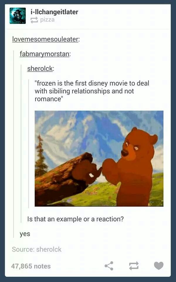 I hate frozen. There's NOTHING NEW in this! Why do people keep thinking its outstanding? I simply don't understand...