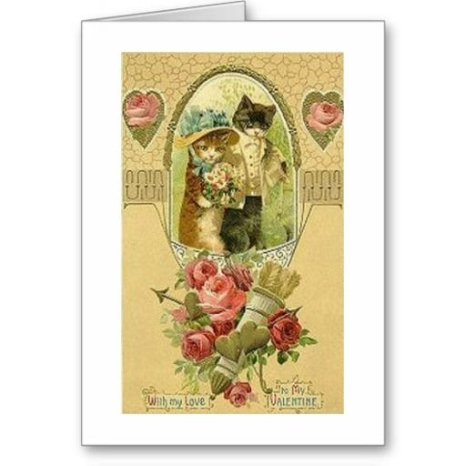 142 best images about Victorian Valentines Cards – Victorian Valentine Card