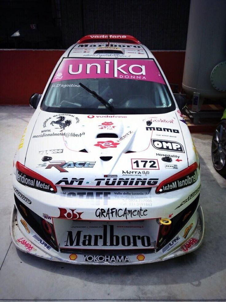 Macchine rally