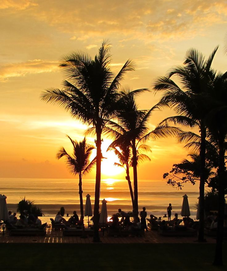 Potato Head Bali Sunset