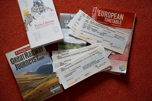 interrail tickets Interrail Trail: Europe