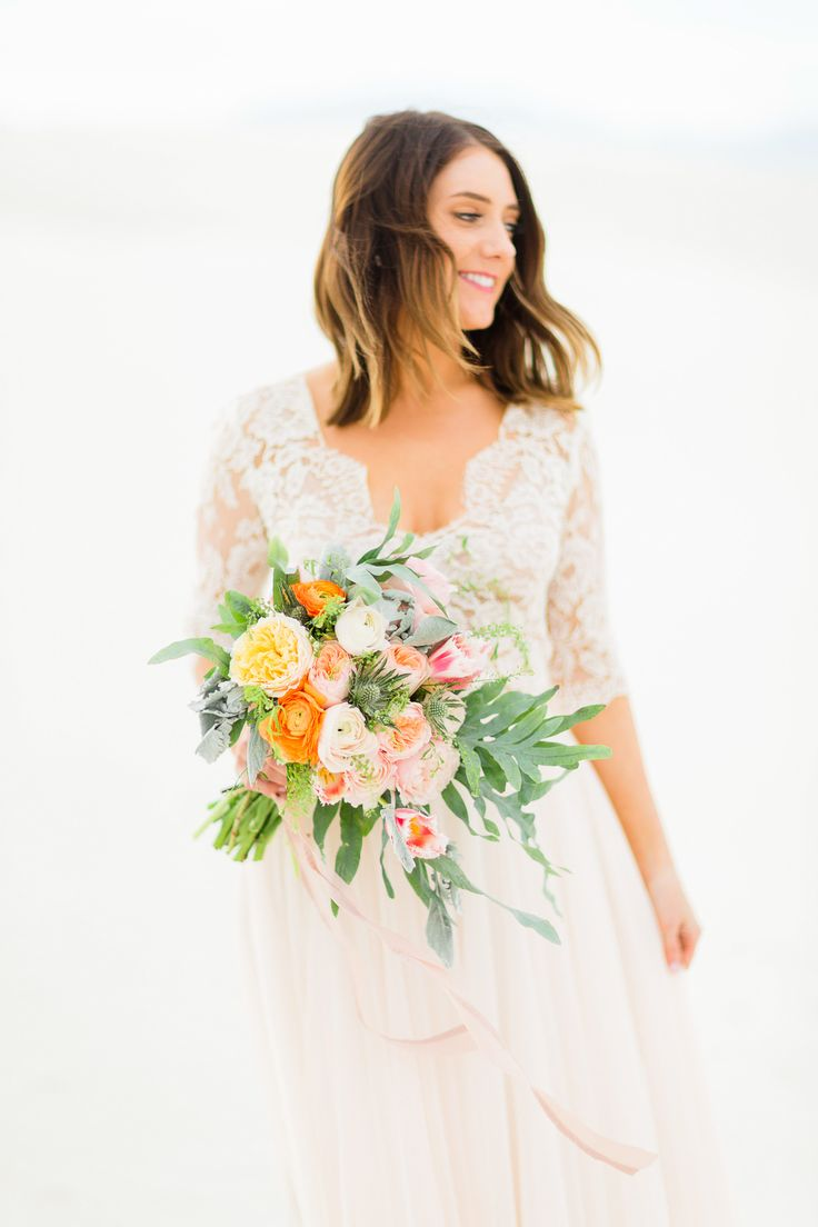 #SmithsGoneMild: Our Wedding Photos, Videos, & Vows! by top Houston lifestyle blogger Ashley Rose of Sugar and Cloth in White Sands New Mexico #wedding #photography #weddinginspiration #entertaining #parties