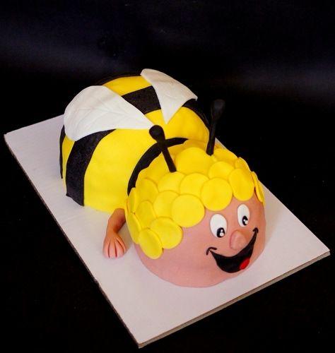 Tort Pszczółka Maja