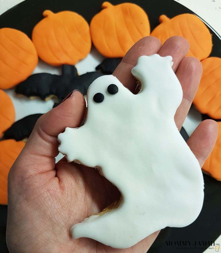 Φτιάξτε απίθανα Halloween sugar cookies!