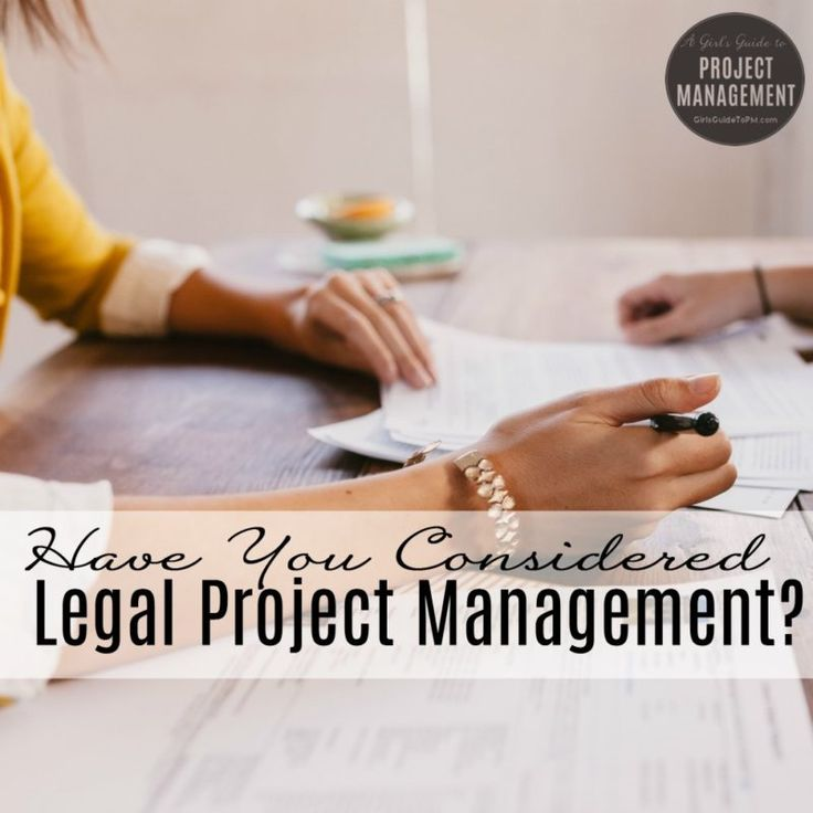Legal work of all kinds – whether it be litigation or non-contentious work – is (or should be) project managed properly, from start to finish.