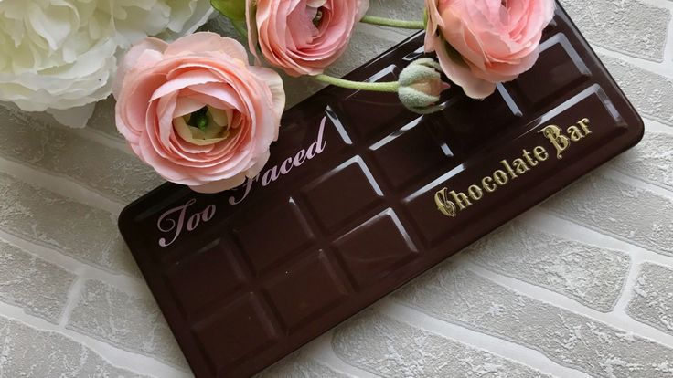 Too Faced Chocolate Bar Palette | Jayne & Jane