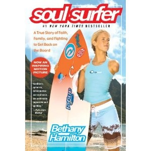 Soul Surfer: A True Story of Faith, Family, and Fighting to Get Back on the Board (Paperback) www.amazon.com/...