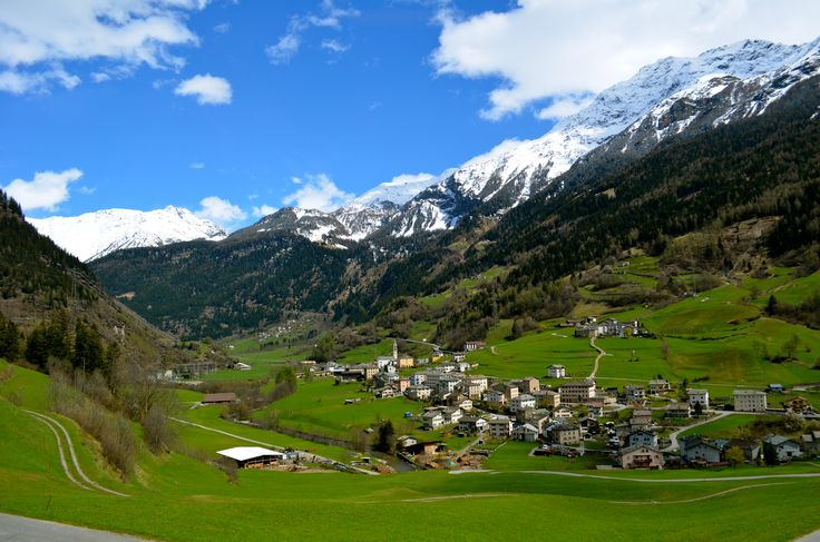 Alp Dağlarında Doğa Yürüyüşü