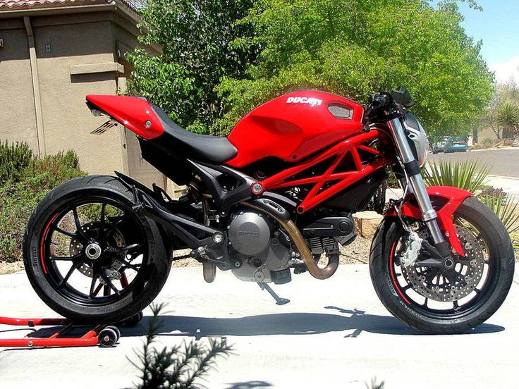 F/S 2012 Ducati Monster 796 red or white - Ducati Monster Forums: Ducati Monster Motorcycle Forum
