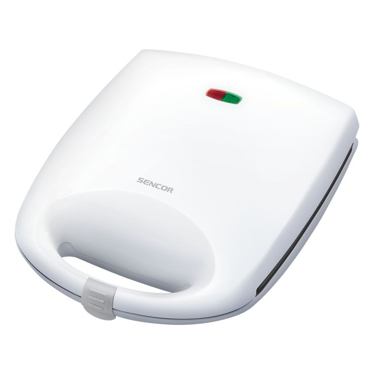 Sandwich Maker SSM 8700WH - Automatic temperature control - Easy to clean baking surfaces - Non-stick surface treatment of baking surfaces