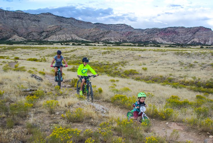 Fruita: Best Mountain Bike Trails for Kids