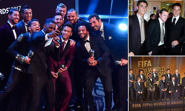English football keeps on getting snubbed by FIFPro World XI