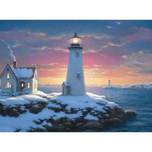 Harbor Lights: 931 Best Images About Painting Of Ocean Scenes On Pinterest