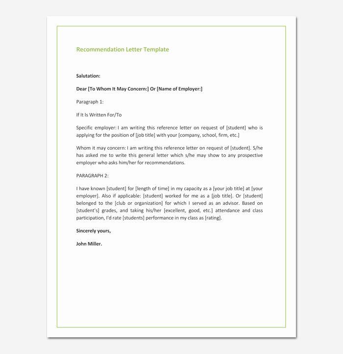 Sample Recommendation Letter For Promotion Best Of Re Mendation Letter For Promotion Free Samples Formats Letter Of Recommendation Lettering Reference Letter