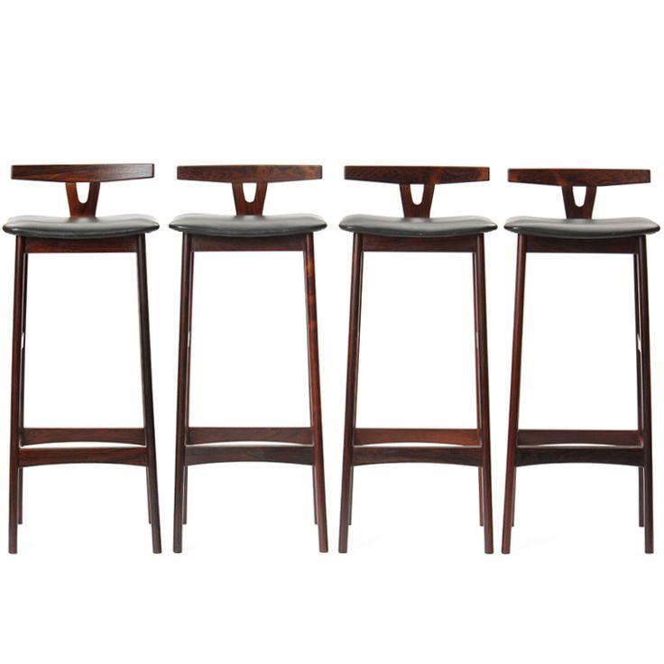 ♥MCD: 2012 Dyrlund, Design Vision, Rosewood Barstool, Rosewood Stools, Furniture Stools, Bar Stools, Furniture Lightingdesign, Barstool Exploring, Dyrlund Bar