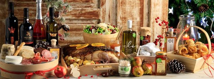 Christmas in the air! Greek flavours for www.yolenis.com! #xmas #yolenistaste