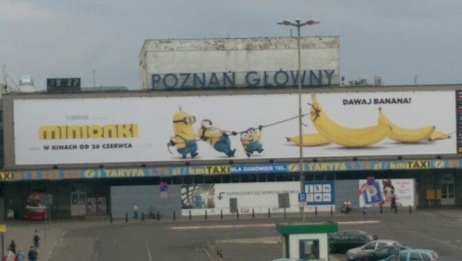 Poznan Main Station