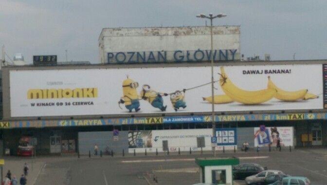 Poznan Main Station