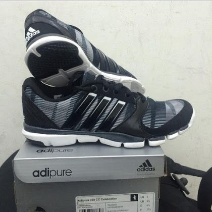 Sepatu Running Adidas Adipure 360 Celebration Woman F33188 Original