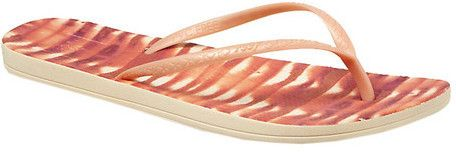 Reef Women's Escape Lux Print Flip Flop
