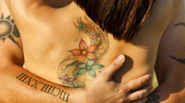 Tatuagem de números romanos: fotos e significados