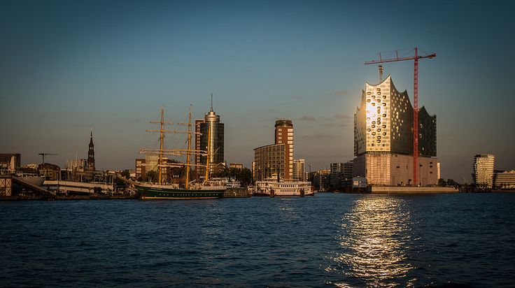 Hamburg philarmony