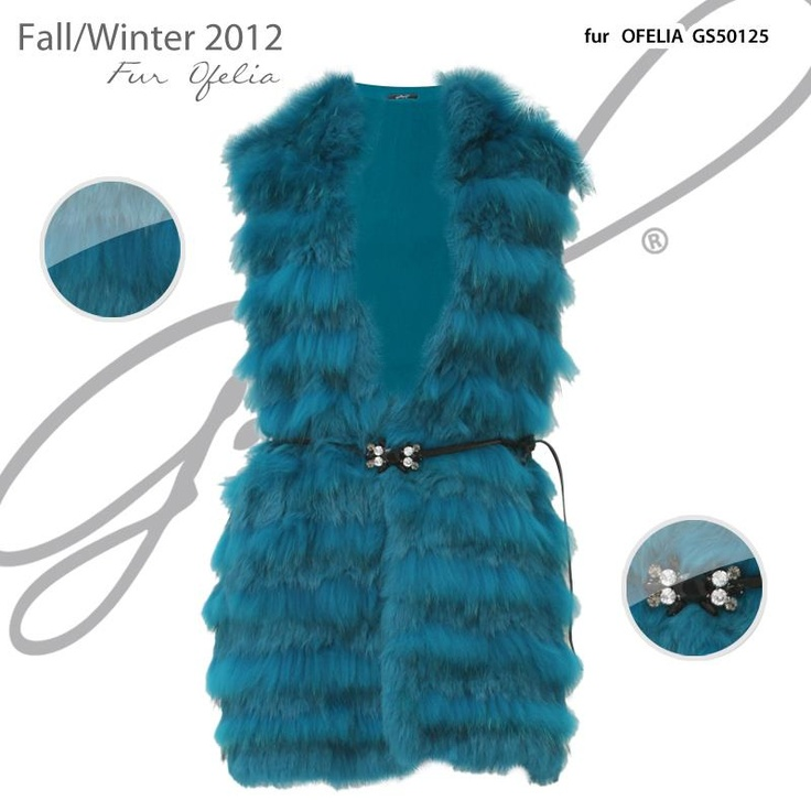 G.SEL - Item of the day :::::: fur OFELIA GS50125