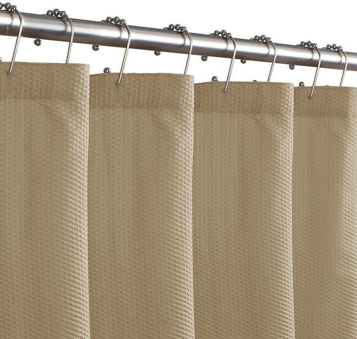 Maytex Mills Maytex Microfiber Textured Shower Curtain Liner